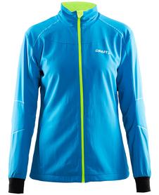 Craft Touring Jacket - damska ciepła kurtka - błękitna