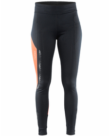 Craft Brilliant 2.0 Thermal Tights - damskie ocieplane spodnie do biegania