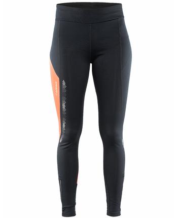 Craft Brilliant 2.0 Thermal Tights - damskie ocieplane spodnie do biegania