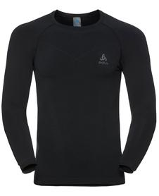 Odlo Evolution Warm 184132 męska koszulka termoaktywna czarna