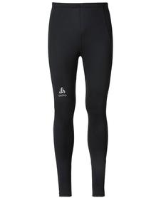 Odlo Sliq Running Tights męskie legginsy do biegania czarne