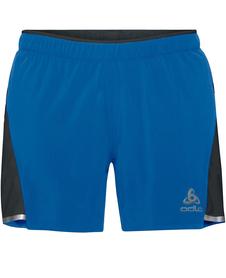 Odlo Shorts Zeroweight Ceramicool - męskie szorty - niebieskie