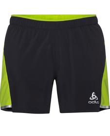 Odlo Shorts Zeroweight Ceramicool - męskie szorty - czarne