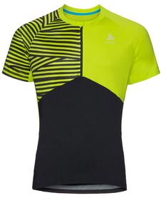 Odlo Morzine Ceramicool - męska koszulka rowerowa