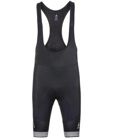 Odlo Tights Ceramicool X-Lig - męskie spodnie rowerowe na szelkach