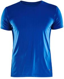 Craft Essential SS RN - męska koszulka z krótkim rękawem niebieska