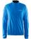 Craft Velo Wind Jacket - męska kurtka rowerowa - niebieska rozm. M