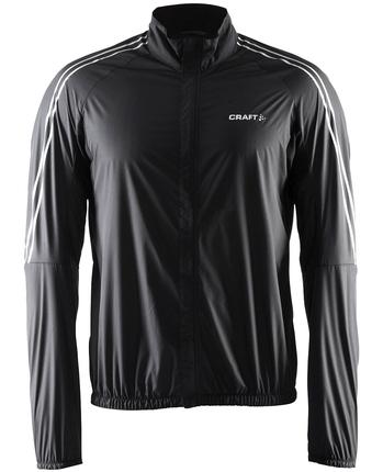 Craft Velo Wind Jacket - męska kurtka rowerowa - czarna rozm. XXL