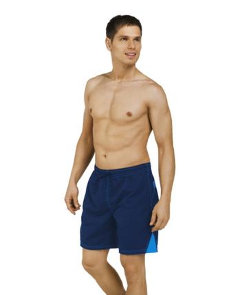GWINNER ROBERT - męskie spodenki kąpielowe, niebieskie