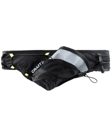 Craft hydrate Belt - pas z bidonem - czarny