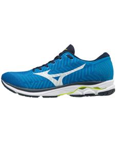 MIZUNO WAVE RIDER 21 WK - męskie buty do biegania, niebieskie