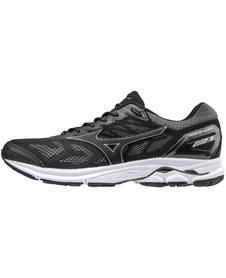 MIZUNO WAVE RIDER 21 - męskie buty do biegania, czarne