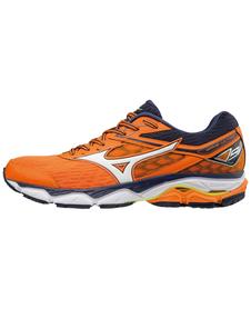 MIZUNO WAVE ULTIMA 9 SS18 - męskie buty do biegania, pomarańczowe