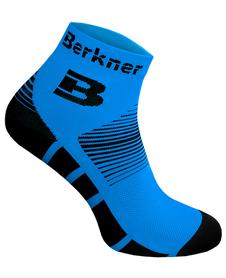 Berkner Premium Socks Bike - skarpety rowerowe 2 pary - niebieskie