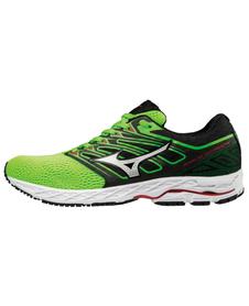 MIZUNO SHADOW - męskie buty do biegania, zielone