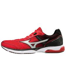 MIZUNO WAVE EMPEROR - męskie buty do biegania, czerwone