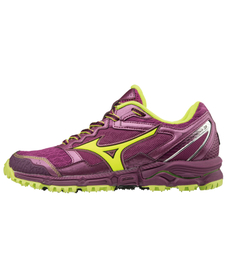 MIZUNO WAVE DAICHI 3 - damskie buty do biegania w terenie