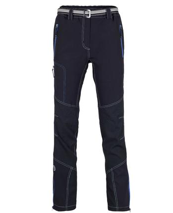 MILO ATERO LADY - damskie spodnie, czarne
