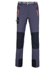 MILO GABRO - męskie spodnie, szare