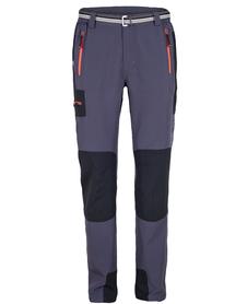 MILO GABRO LADY - damskie spodnie, szare
