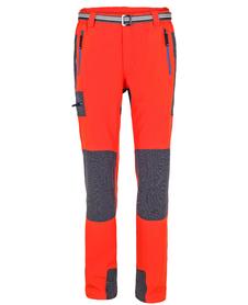 MILO GABRO LADY - damskie spodnie, pomarańczowe