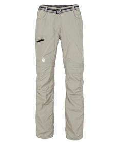 MILO L'GOTA LADY - damskie spodnie z odpinanymi nogawkami, piaskowe