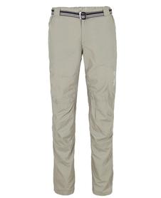 MILO MAPE  - męskie spodnie trekkingowe, jasnoszare