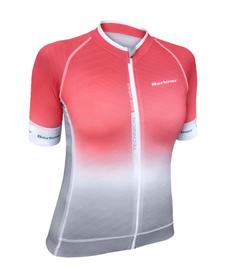 BERKNER DONATA II - damska koszulka rowerowa z długim zamkiem
