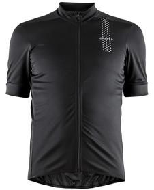 Craft Rise Jersey - męska koszulka rowerowa - czarna