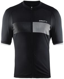 Craft Verve Glow Jersey - męska koszulka rowerowa - czarna