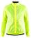 Craft  Mist Wind Jacket - męska kurtka rowerowa - żółta rozm. M