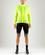 Craft Mist Wind Jacket - męska kurtka rowerowa - żółta