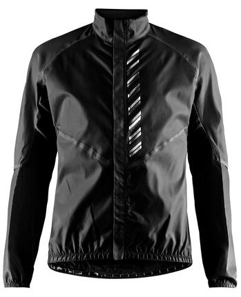 Craft  Mist Wind Jacket - męska kurtka rowerowa - czarna rozm. L