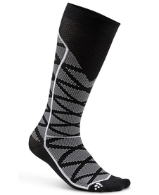 Craft Compression Pattern Sock - skarpety kompresyjne - szare
