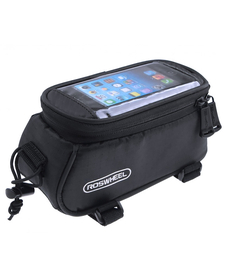 Roswheel torebka rowerowa na ramę z etui na telefon