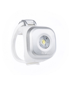 Knog Blinder Mini Dot przednia lampka rowerowa srebrny