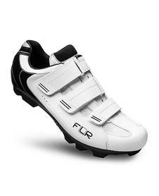 FLR F-55.III buty rowerowe MTB białe