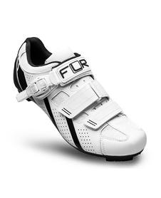 FLR F-15.III buty rowerowe szosowe białe