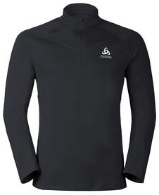 Odlo Midlayer 1/2 zip Virgo - cienka bluza z krótkim zamkiem