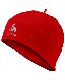 Odlo Polyknit Warm czapka ciemnoczerwona 38600