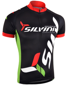 Silvini Team MD257 męska koszulka rowerowa