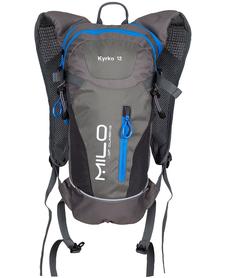 Milo Kyrko plecak 12 L szary/niebieski