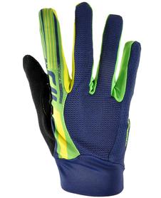 Silvini Gatola rękawiczki rowerowe granatowe/zielone