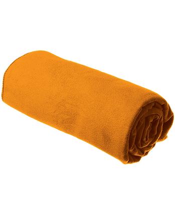 Sea to Summit DryLite Towel ręcznik szybkoschnący pomarańczowy