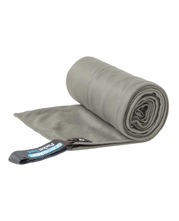 Sea to Summit Pocket Towel ręcznik szybkoschnący szary