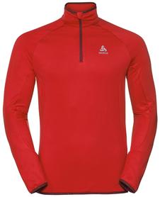 Odlo Carve Light - męska bluza - czerwona
