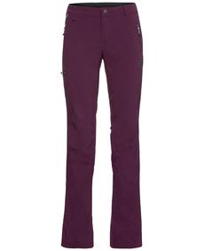 Odlo Pants WEDGEMOUNT  damskie spodnie - wrzosowe