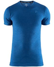 Craft Fuseknit Comfort RN - koszulka męska z krótkim rękawem niebieska