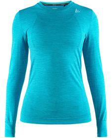 Craft Fuseknit Comfort RN - koszulka damska niebieska