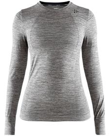 Craft Fuseknit Comfort RN - koszulka damska jasnoszara